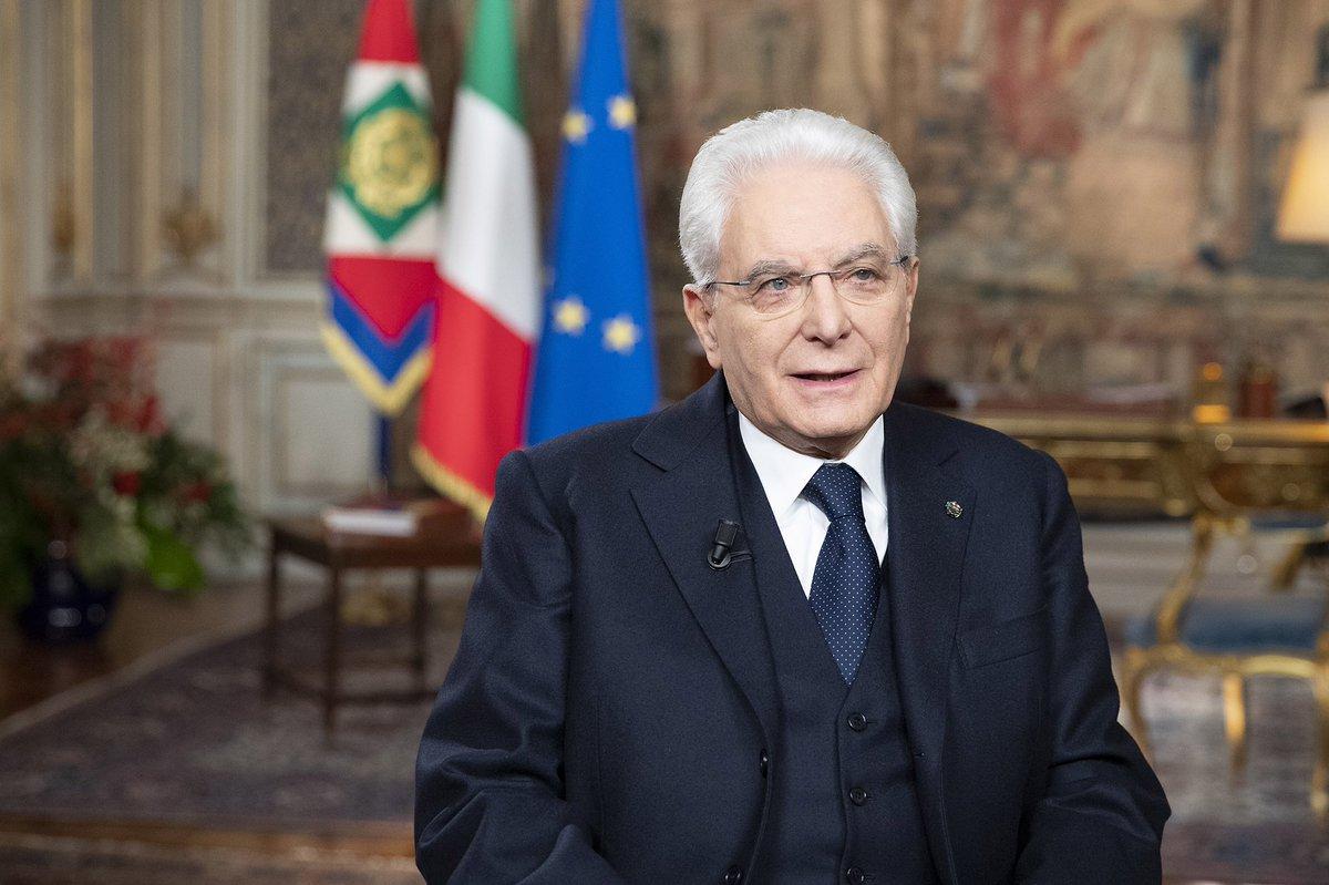 Presidente Mattarella discorso fine anno 2018 e auguri 2019 5