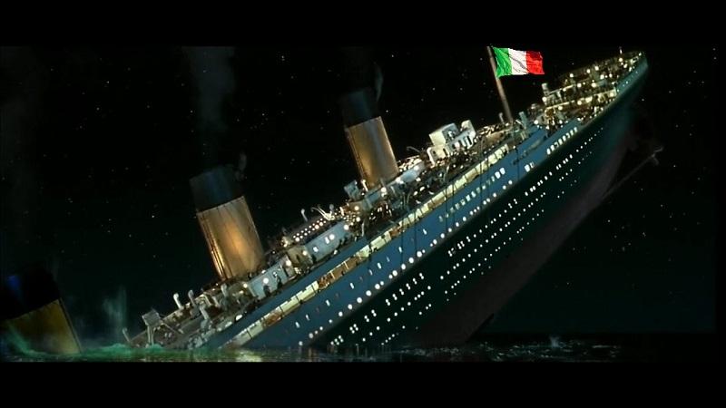 Titanic Italia M