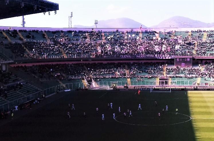 Palermo - Carpi 4- 1 primi minuti di gioco zoom 1 TT