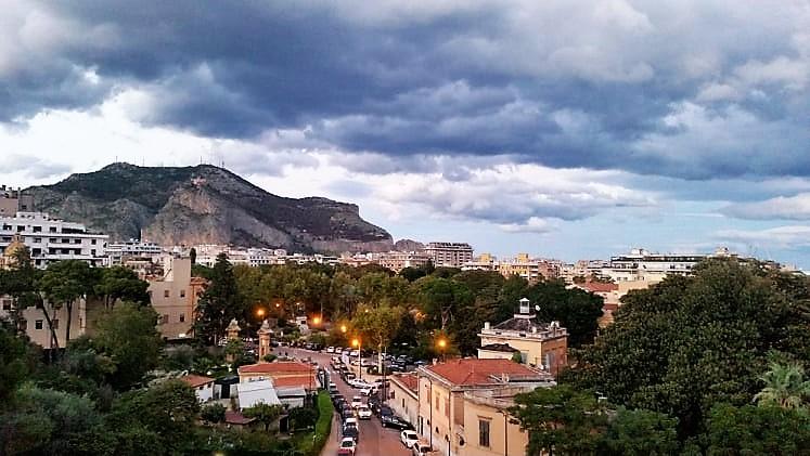 Palermo via Liberta e Giardino Inglese 2 T