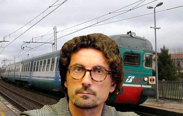 Toninelli con treno in Sicilia 2