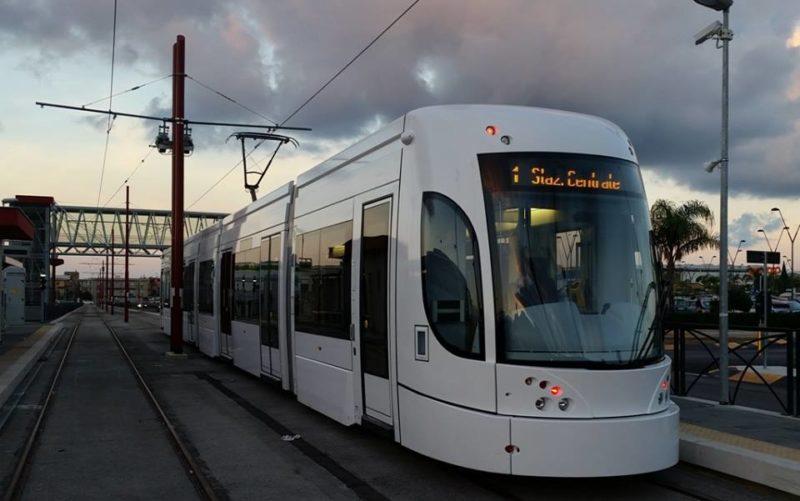 Tram Palermo 1