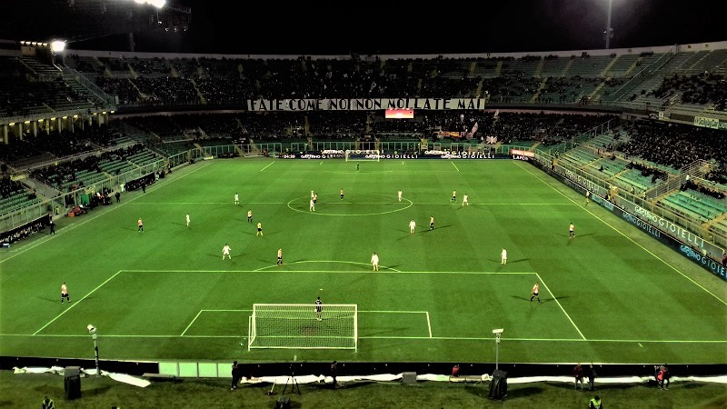 Palermo - Verona 1-0 M TT