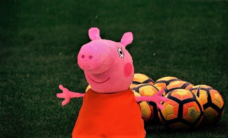 Il Campionato di B-eppa Pig 1 T