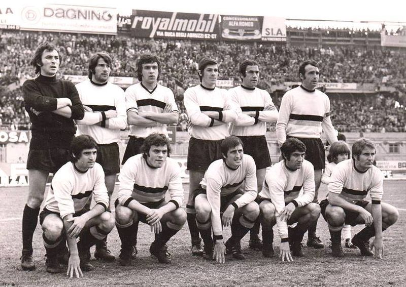 Palermo promozione 1971-1972
