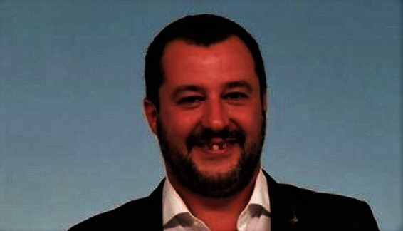 Salvini sdentato T 2