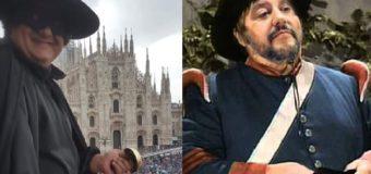 Milano, Zorro batte Sergente Felpa Garcia de la Lega 4 – 0