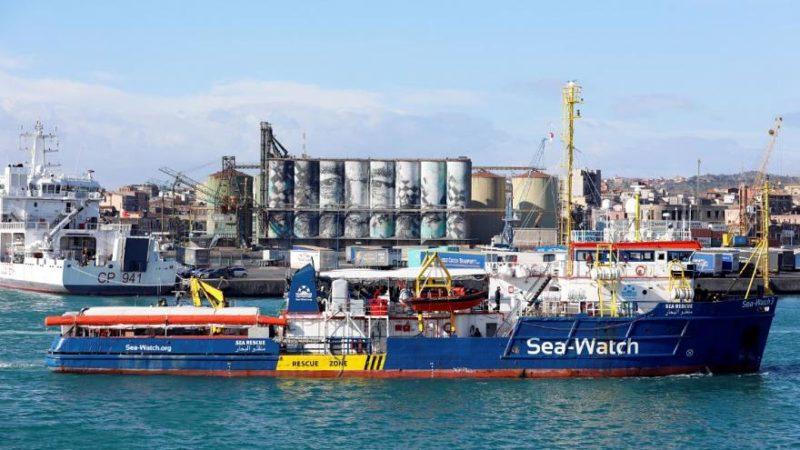 Sea Watch 3 2