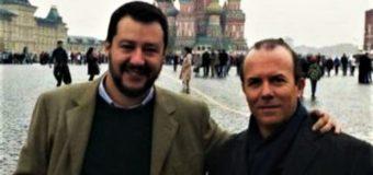 Savoini e la Russia. Salvini soffre di amnesie moscovite