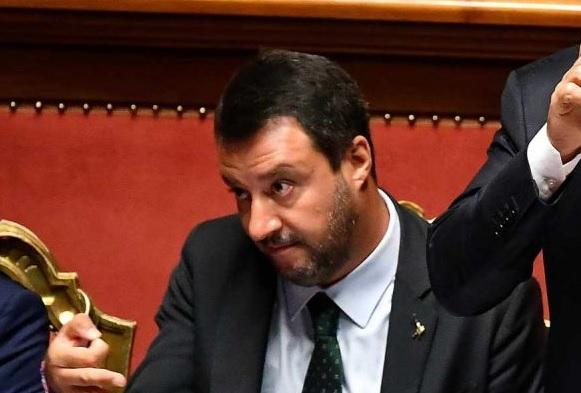 Salvini cascata dell orrido