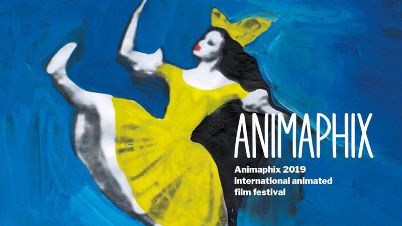 Animaphix 2019 locandina