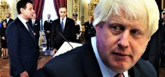 Boris Johnson rischia un effetto Italia