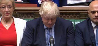 Boris Johnson e la Brexit, disastro annunciato. Regno Unito nel caos