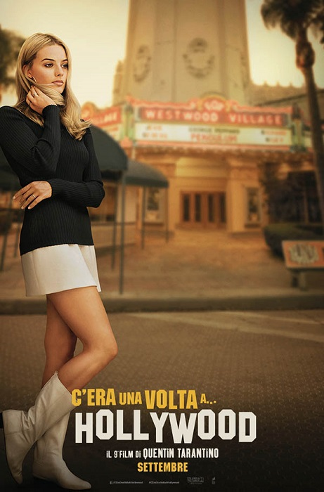 C era una volta a Hollywood di Tarantino Margot Robbie M