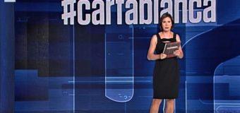 Cartabianca, sondaggio improbabile e share al minimo