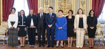 Teresa Bellanova, capo politico di Italia Viva