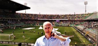 """Il Palermo record conquista anche """"il set di Montalbano"""""""