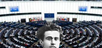 Condanna di comunismo totalitario e nazismo. Gramsci approverebbe