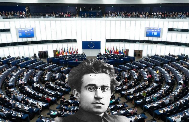 Parlamento Europeo Starsburgo Comunismo Gramsci