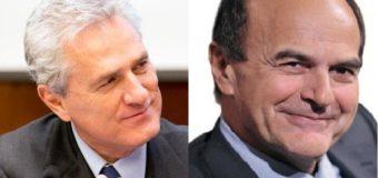 Rutelli e Bersani testimonial smemorati dell'unità a sinistra