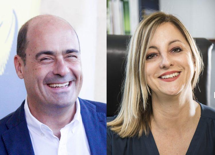 Zingaretti Pd e Lombardi Cinque stelle verso alleanza