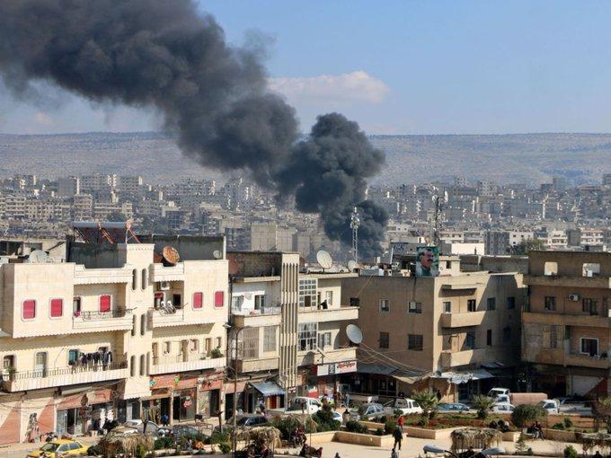 Inizia un'altra catastrofe umanitaria