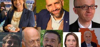 Elezioni in Umbria, otto personaggi in cerca di voti