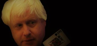 Letter from Boris Johnson: blackmail to Europe with bluff