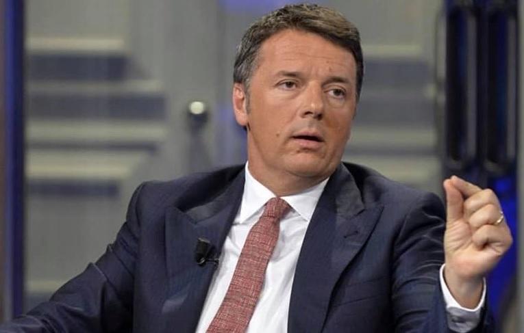 Matteo Renzi a Porta a Porta zoom Cosip Spending Review