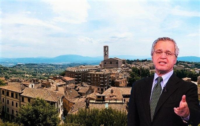Mentana sondaggi Pd Umbria Perugia T