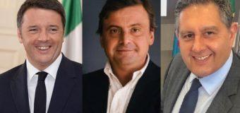 Renzi, Calenda e Toti: tre pistoleri per fare centro