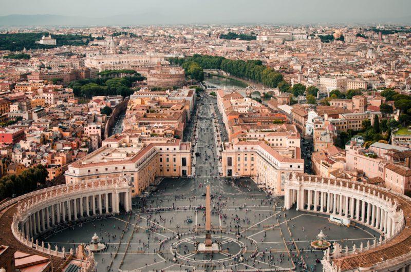 Rooma val bene una Raggi caleb-miller-0Bs3et8FYyg-unsplash
