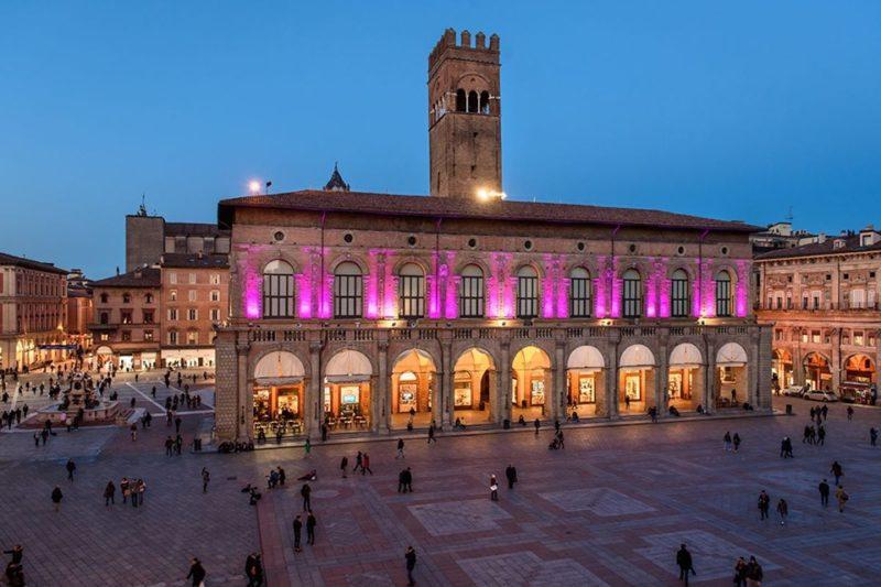 Elezioni in Emilia, Palazzo Regione