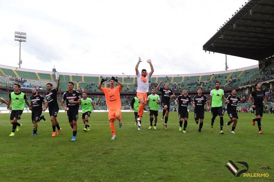 Palermo decima sinfonia vittoria 6-0