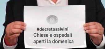 La Lega passa dal capitano a Capitanio. E #SalviniPrometteCose