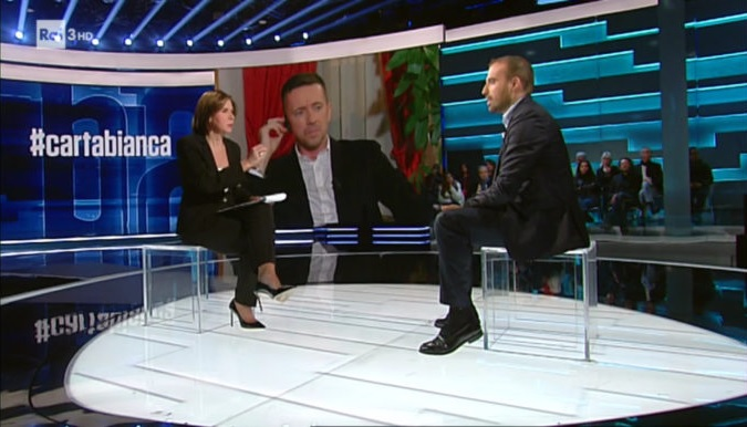 Talk Show Senza Intese Cartabianca Berlinguer Marattin