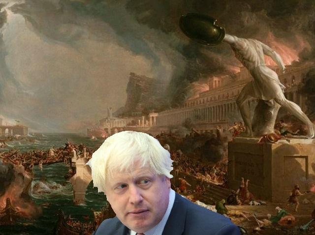 Declino e caduta dell Impero Britannico Boris J 1