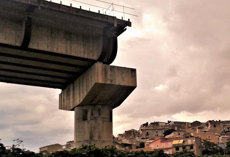 Siculiana viadotto non finito 1 T ma Fondi UE non si spendono