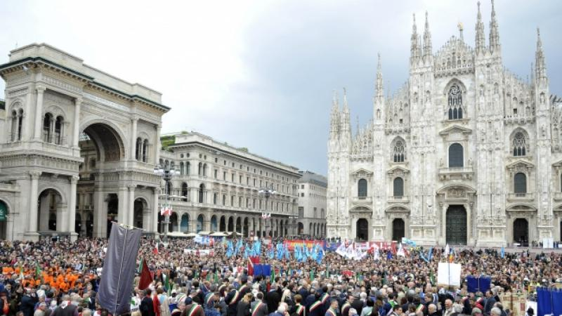 25 Aprile 2019 Milano 3