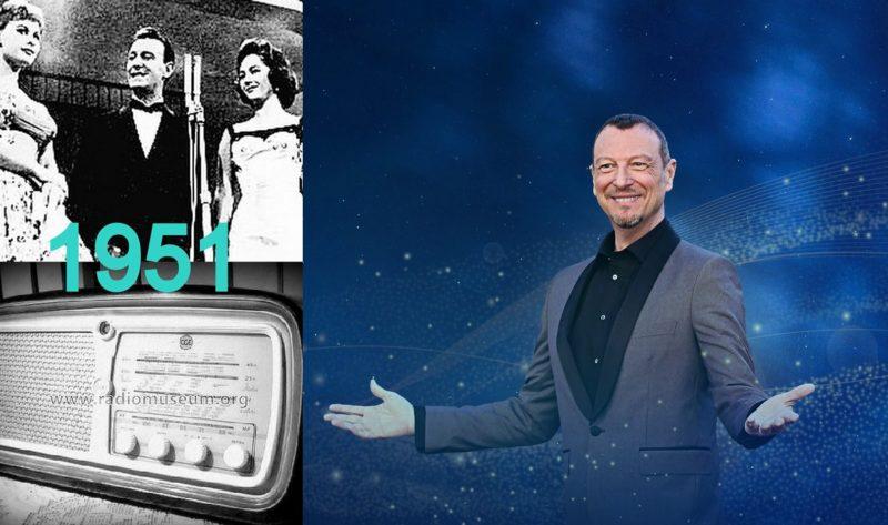 Sanremo 2020 e Sanremo 1951 2