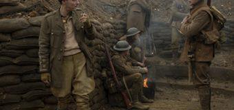 """""""1917"""", il film sulla guerra fatta dagli uomini"""