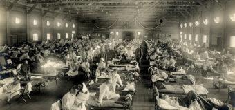 La Nonna, la spagnola e l'Italia alle prese con il coronavirus