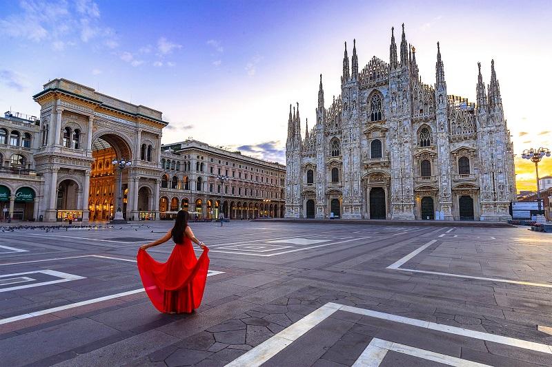 Isolamento Milano Italia coronavirus marzo 2020 foto di daniil vnoutchkov da unsplash