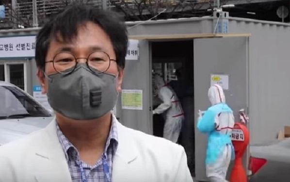 Tamponi coronavirus in Corea del Sud 1