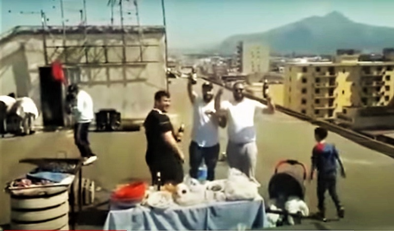 Dai tetti di Palermo grigliata 2 T 2M