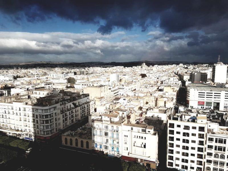 Tunisi dall'Africa