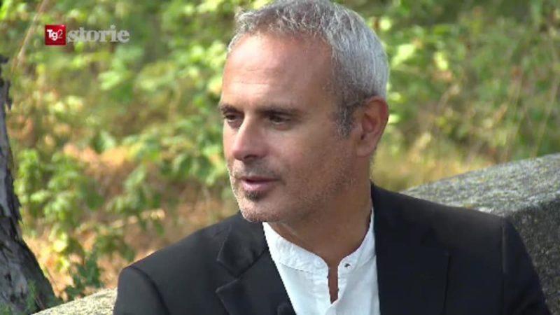 Alberto Samonà a Villa Piccolo Capo d Orlando ottobre 2019