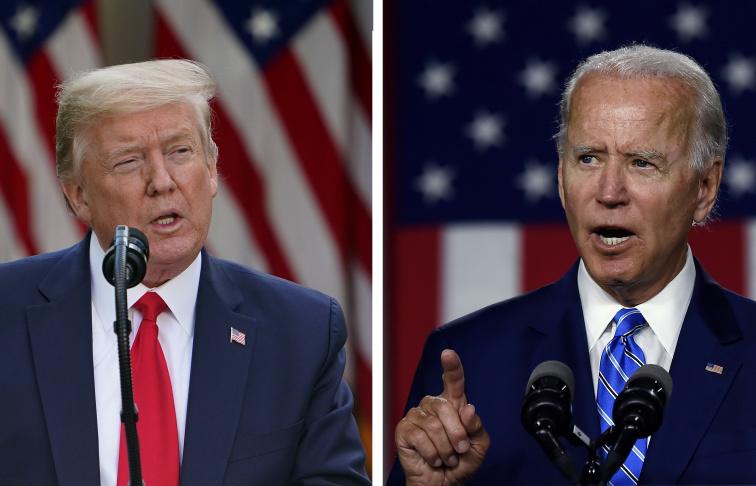 Presidenziali Usa 2020 dibattito Biden Trump del 29 settembre 2020