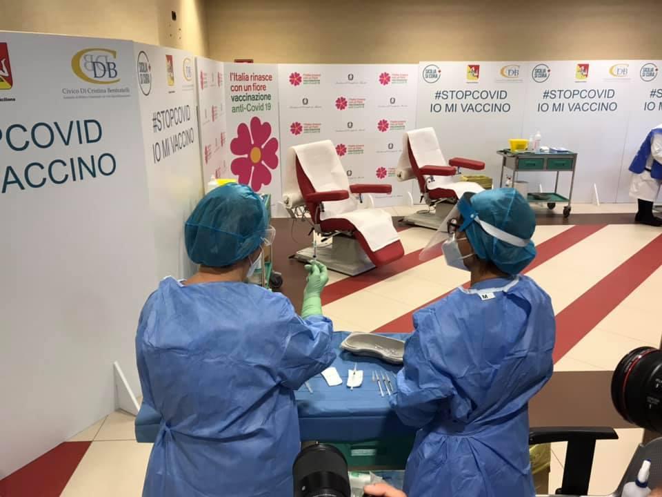 Caos vaccini in Sicilia