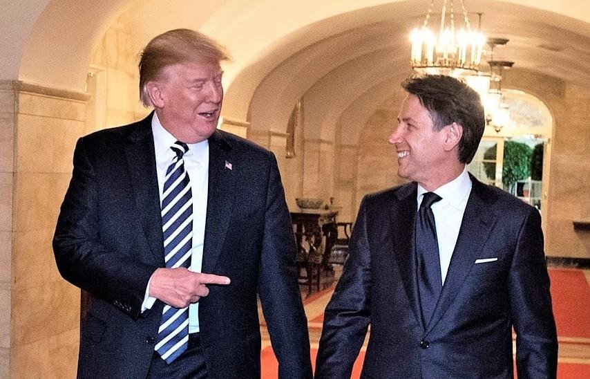 Conte 1 Conte 2 e Trump